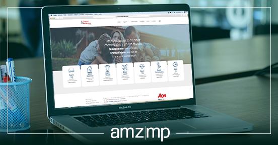 Desenvolvimento de sistemas para a Aon, maior corretora de seguros do mundo